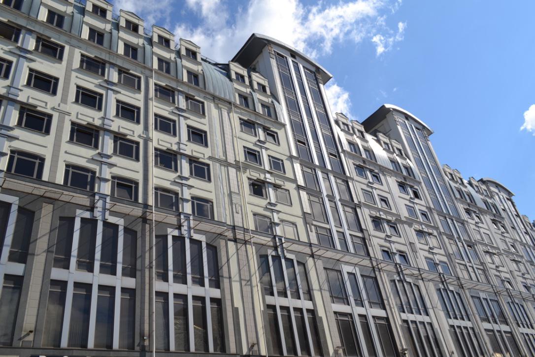 Расположение в Киеве юридической фирмы SDM Partners